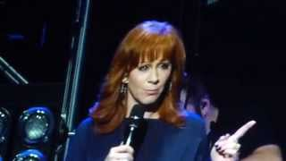 Reba McEntire, The Night The Lights Went Out in Georgia (All for the Hall)