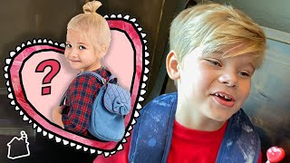 OLLIE'S MYSTERY VALENTINE SURPRISE! ❤️ Valentines Day Special!