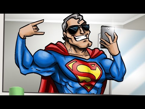'Superhero Selfie' January Art Challenge! + Awesome Prizes!