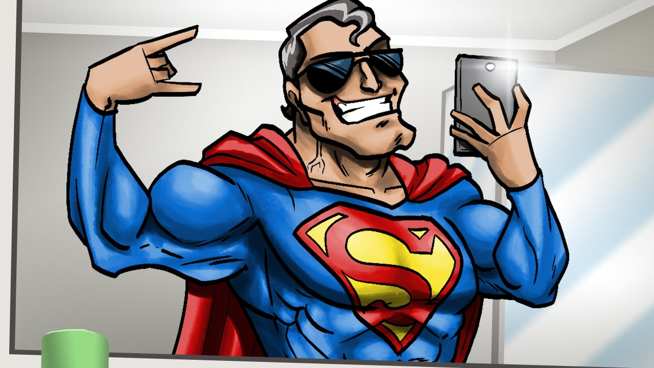 'Superhero Selfie' January Art Challenge! + Awesome Prizes ...