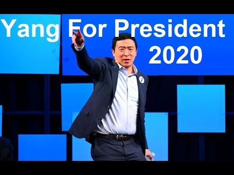 Andrew Yang for President 2020 - montage