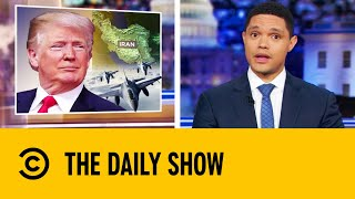 Tensions Flare Up Over The Saudi Oil Attack | The Daily Show With Trevor Noah