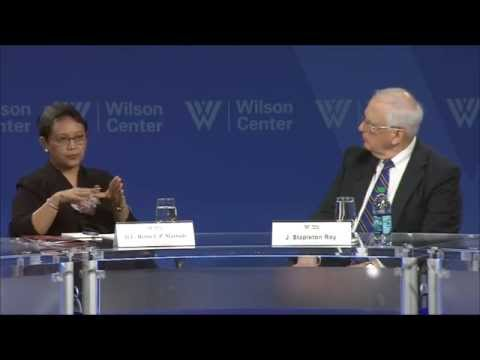 A Conversation with Her Excellency Retno L.P. Marsudi, Foreign Minister of Indonesia