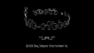 Gameplay Ps1 - Vib-Ribbon PAL FR (2000)