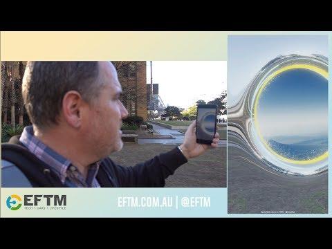 Artırılmış Gerçeklik Portal VR - Augmented Reality Portal - ARKIT