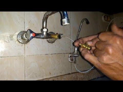 كيفية إصلاح تسريب مياه من خلاط الدش في الحمام بطريقة مضمونة