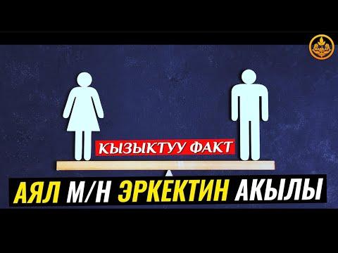 АЯЛ МЕНЕН ЭРКЕКТИН АКЫЛЫ БИРДЕЙБИ (кызыктуу факт). Шейх Чубак ажы