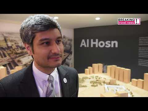 Nabeel Al Zarouni, regional promotion section manager, Department of Culture and Tourism, Abu Dhabi