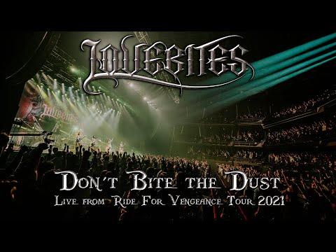 """LOVEBITES / Don't Bite The Dust [Live from """"Ride For Vengeance Tour 2021""""]"""