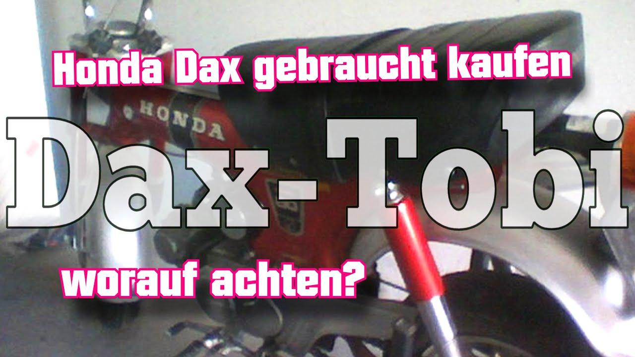 Download Honda Dax gebraucht kaufen: was beachten? Dax ST50 ST70 Monkey Z50J Gorilla Z50G Chaly Dax-Tobi 113