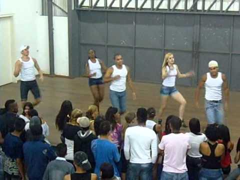 Polo Cultural do Grajaú Apresenta: Cia de Dança Guetto Style 29.10.2010
