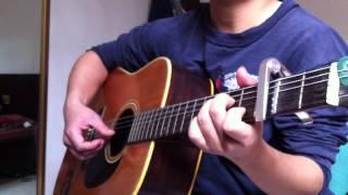 Cơn gió lạ - guitar cover