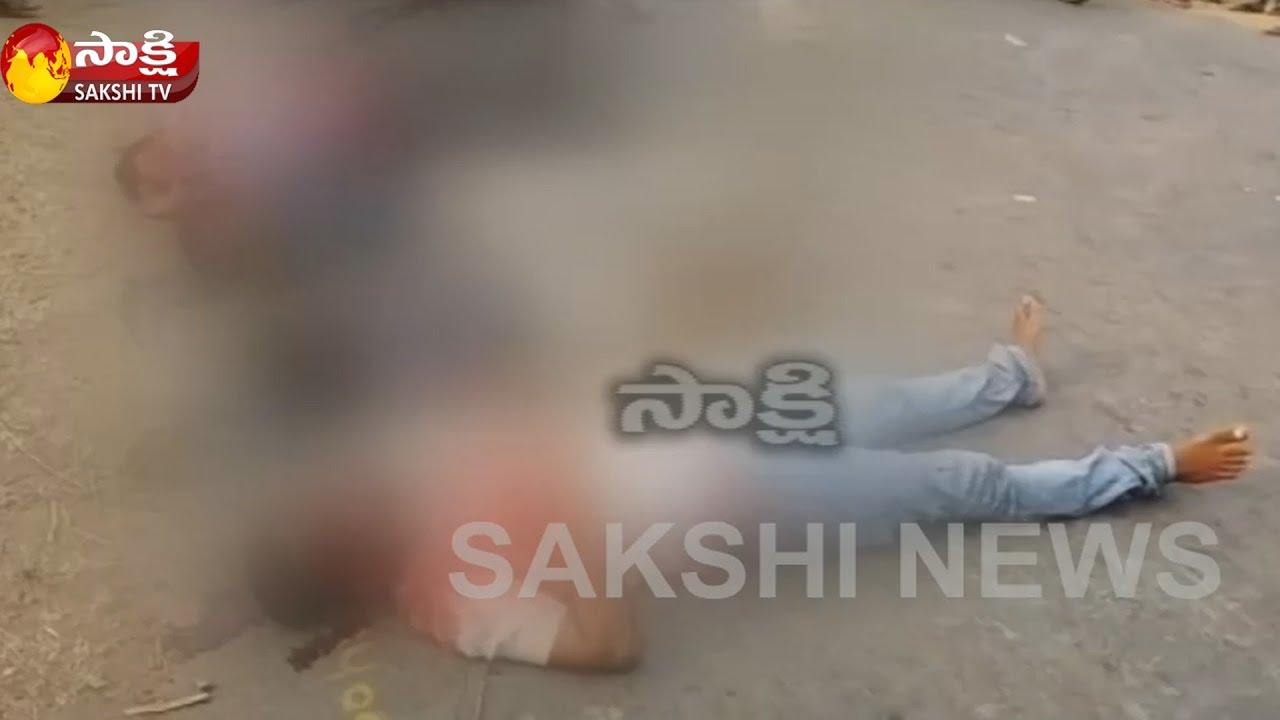 Road Accident In Bhadradri- Kothagudem District || 4 Dead