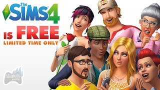 How to Get The Sims 4 FREE - Limited Time Only (PC, Mac)