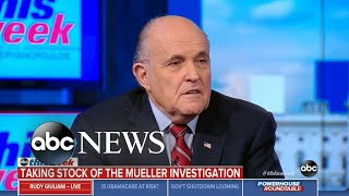 Giuliani: Hush money payments to Stormy Daniels and Karen McDougal 'not a crime'
