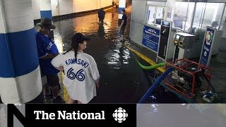 Toronto's flooding problem a complex issue