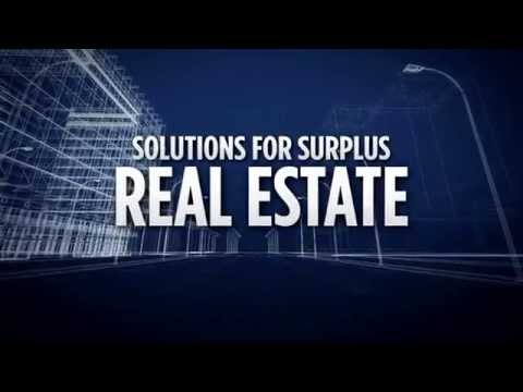Solutions for Surplus Real Estate
