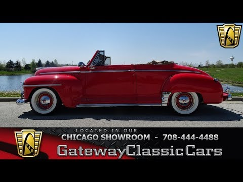 #1405 1947 Plymouth Special Deluxe - Gateway Classic Cars St. Louis