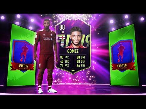 88 RATED FUTURE STARS JOE GOMEZ SBC! - FIFA 19 Ultimate Team