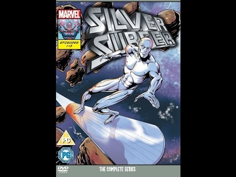 Silver Surfer 1998 S01E02 The Origin Of The Silver Surfer Part 02