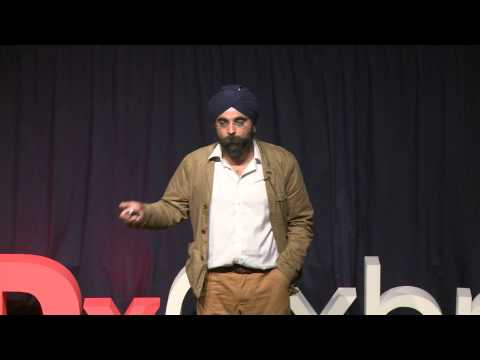 Social innovation in the real world - from silos to systems | Indy Johar | TEDxOxbridge