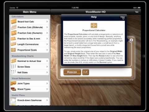Woodworking Apps For Iphone