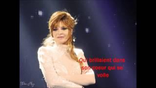 Devant soi Mylène FARMER (lyrics)