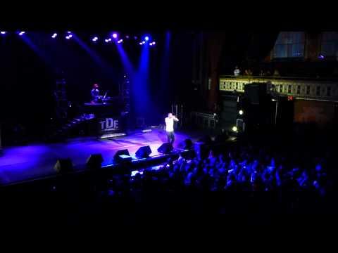 M.a.a.d City Tour Atlanta Kid Ink Jay Rock Ab-Soul 2013