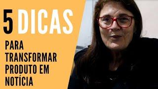 5 DICAS MATADORAS PARA PUBLICAR UMA NOTÍCIA