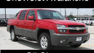 How to Change The Oil in a Chevy Avalanche or Similar model - 5.3 Vortec - 2003,2004,2005,2006