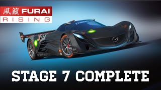 Real Racing 3 Furai Rising Stage 7 Upgrades 1132121 - 50 Gold RR3