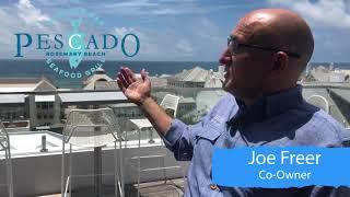 Pescado Seafood Grill & Rooftop Bar 🐟🍽