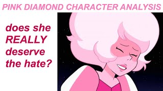 Pink Diamond: Character Analysis