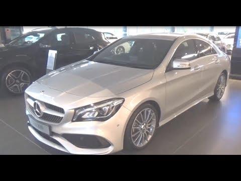 Mercedes Benz CLA 200 AMG Line 2018