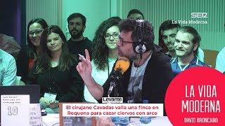 El doctor Cavadas se crea su propia ópera bufa #LaVidaModerna