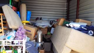 LIVE AUCTION Brentwood Self Storage - June 11th @ 11am