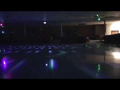 Adj aggressor and vertigo hex led lights