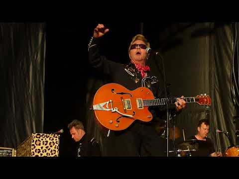 Brian Setzer's Rockabilly Riot - Stray Cat Strut - 5/19/18 Chesapeake Bay Blues Festival