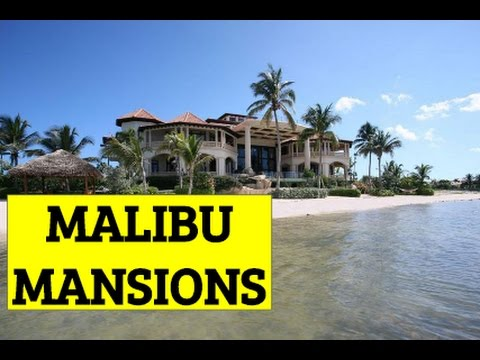 Million dollar listings and mansions for sale in malibu