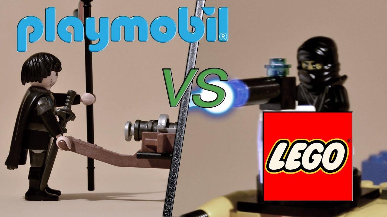 Gallery Lego Art » Playmobil Lego