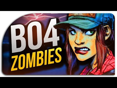 3 THINGS THAT WILL HAPPEN IN BLACK OPS 4 ZOMBIES! (Probably)
