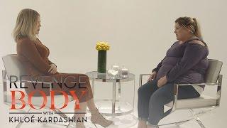 Khloé Understands Lauren's Pain of Losing a Father | Revenge Body With Khloé Kardashian | E!