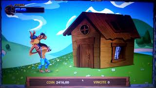 Slot Pig and Bricks vincere 2100 euro