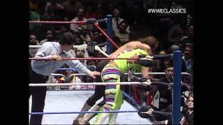 Randy Savage Vs Jake Roberts January 31 1992