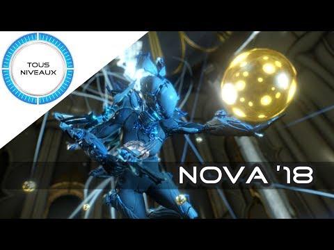Warframe Review - Nova (2018) Warframe [FR]