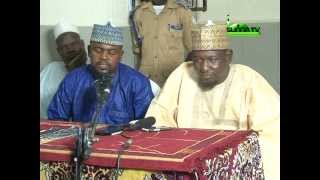 Repeat youtube video Sheikh Muhammad Kabiru Haruna Gombe (Tafsirin Ramadan 1434/2013 28)