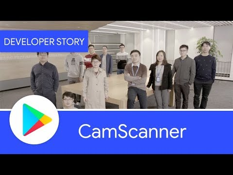 Android Developer Story: Chinese developer CamScanner builds a business platform with Android