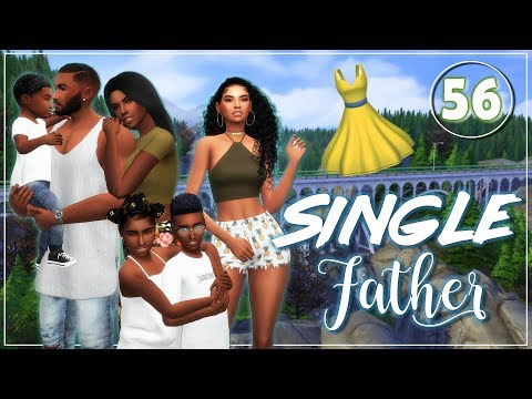The Sims 4 ?Single Father? #56 PROM PREP thumbnail