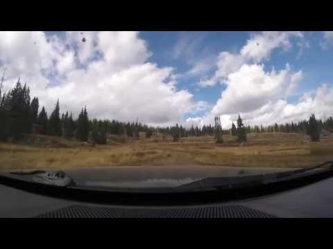 Transfer Trail Colorado 4th gen 4Runner GoPro HD
