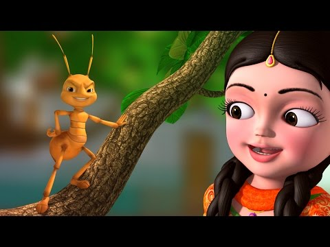 Chitti Cheema |Telugu Rhymes for Children | Infobells